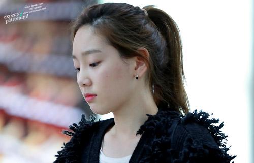 10 sao Hàn vẫn xinh bất chấp dù để mặt mộc ra đường - 4