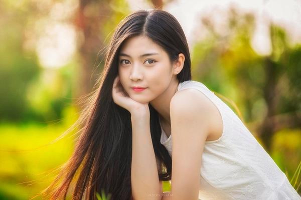 Vẻ xinh xắn của Miss Teen Nam Phương.