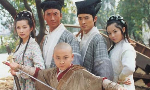 Dàn sao Thời niên thiếu của Bao Thanh Thiên với sự nghiệp tụt dốc đầy tiếc nuối