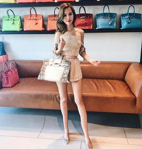 Rich Kid Việt mới nổi: dáng như Barbie, mua sắm một lần hết 500 triệu - 11
