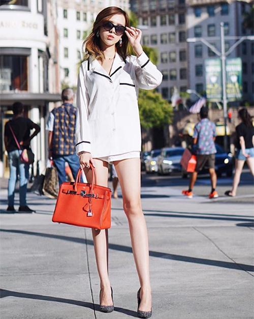 Rich Kid Việt mới nổi: dáng như Barbie, mua sắm một lần hết 500 triệu - 6