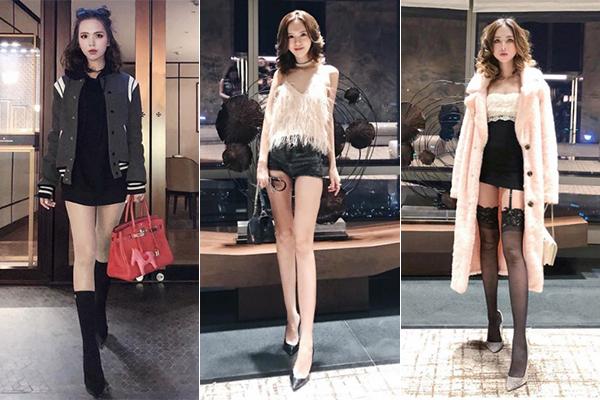 Rich Kid Việt mới nổi: dáng như Barbie, mua sắm một lần hết 500 triệu - 10