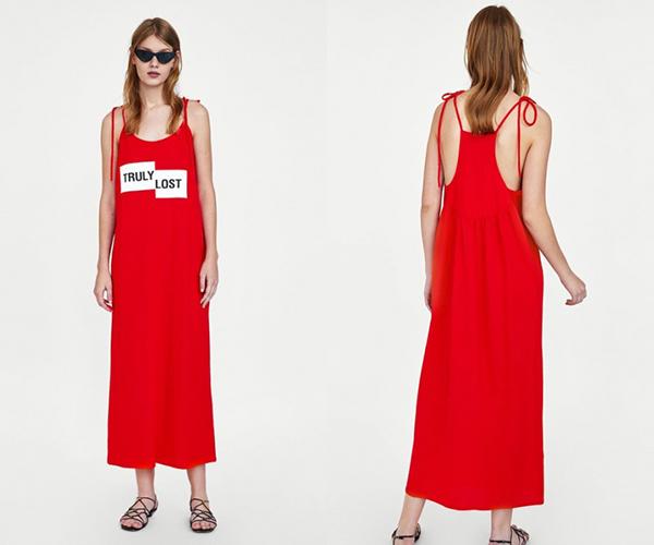 Váy bao tải của Zara sao Việt cao kều vẫn khó chinh phục - 5