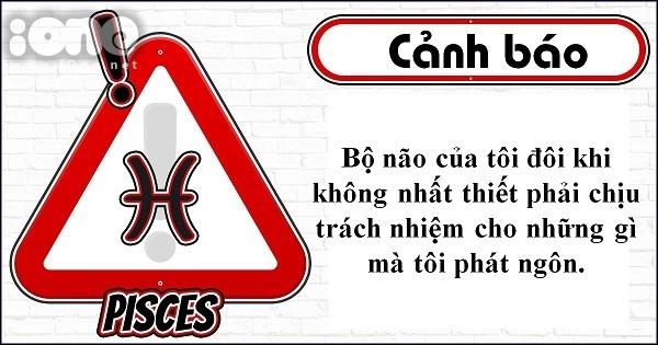 Slogan cảnh báo thể hiện khí chất của 12 cung hoàng đạo - 11