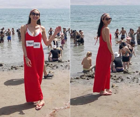 Váy bao tải của Zara sao Việt cao kều vẫn khó chinh phục - 4