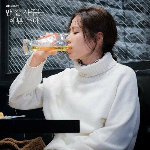 Những lý do để drama Pretty Noona Who Buys Me Food khiến khán giả điên đảo - 3