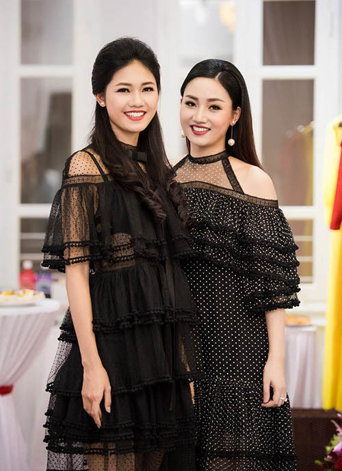 3 cặp chị em sao Việt không hẹn mà cùng đăng quang cuộc thi nhan sắc - 2