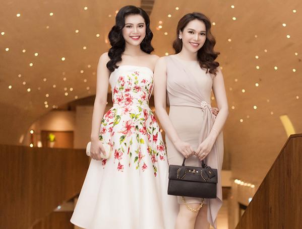 3 cặp chị em sao Việt không hẹn mà cùng đăng quang cuộc thi nhan sắc - 4