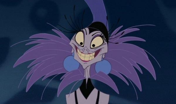 12 chòm sao là nhân vật phản diện nào trong hoạt hình Disney? - 10