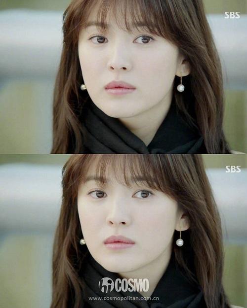Báo Trung bầu chọn 9 khoảnh khắc đẹp tựa nữ thần của Song Hye Kyo - 3