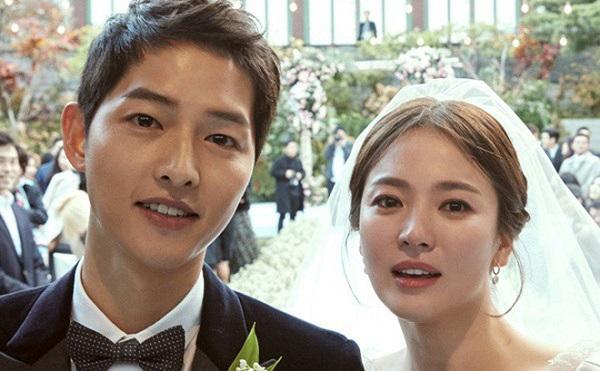 Báo Trung bầu chọn 9 khoảnh khắc đẹp tựa nữ thần của Song Hye Kyo - 1