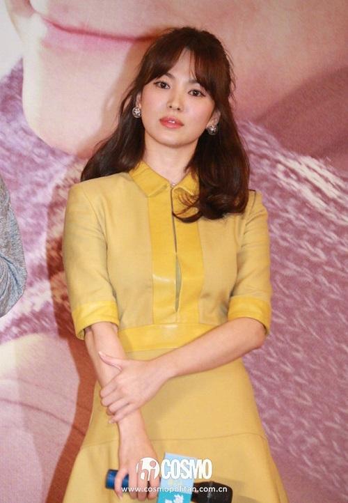 Báo Trung bầu chọn 9 khoảnh khắc đẹp tựa nữ thần của Song Hye Kyo - 5