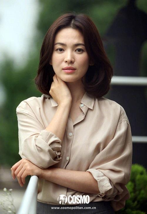 Báo Trung bầu chọn 9 khoảnh khắc đẹp tựa nữ thần của Song Hye Kyo - 6