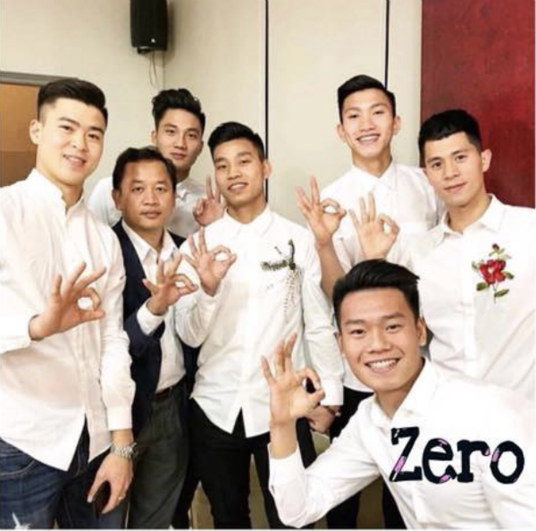 U23 Việt Nam được phát hiện biết chào Zero9 từ 3 tháng trước