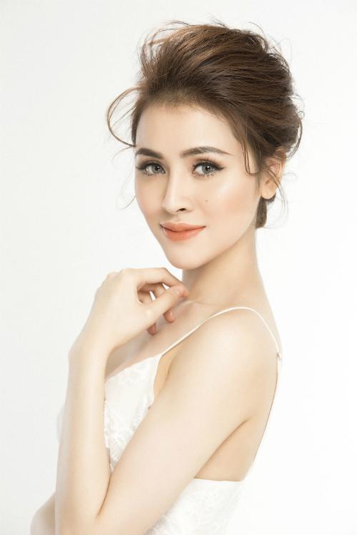 Người đẹp Thư Dung hiện là đại diện Việt Nam tham dự