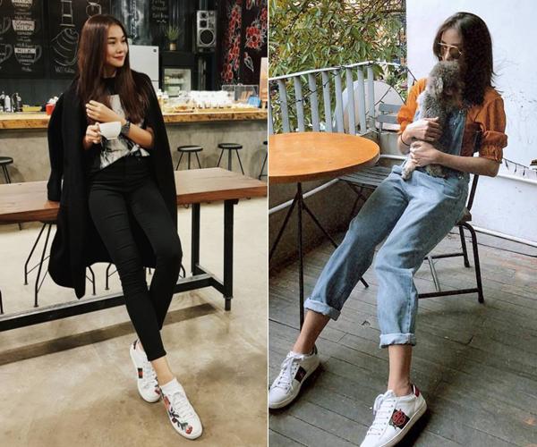 Top 3 món đồ Gucci sao Việt dùng nhan nhản như hàng chợ - 11