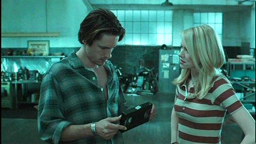 Hai diễn viên chính của phim.