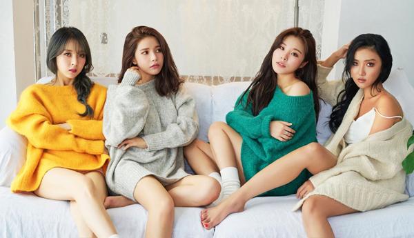 Bảng xếp hạng Top 10 girlgroup Hàn đang hot nhất sẽ khiến bạn bất ngờ - 8