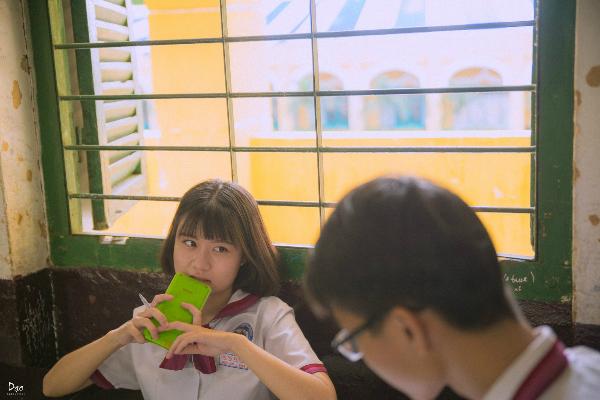 Sống lại ký ức với bộ ảnh Thanh xuân tươi đẹp phiên bản Việt - 7