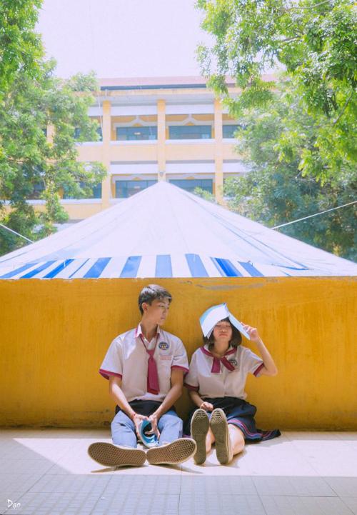 Sống lại ký ức với bộ ảnh Thanh xuân tươi đẹp phiên bản Việt - 6