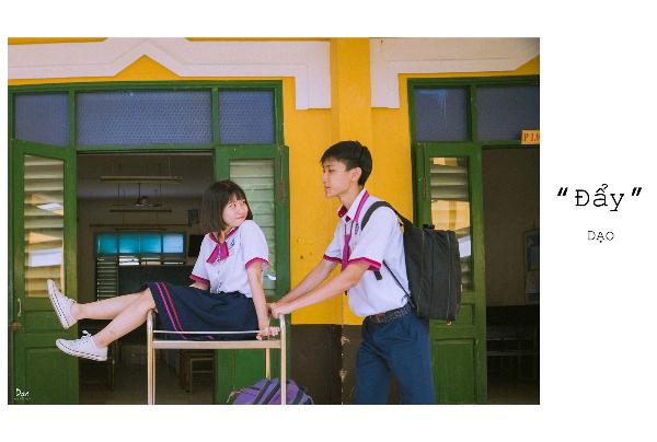 Sống lại ký ức với bộ ảnh Thanh xuân tươi đẹp phiên bản Việt - 5