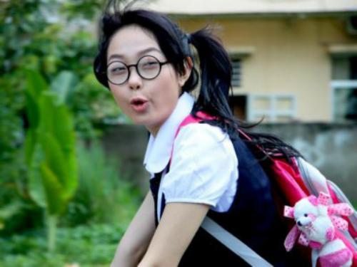 Minh Hằng lột xác dung nhan sau 13 năm đóng phim - 4