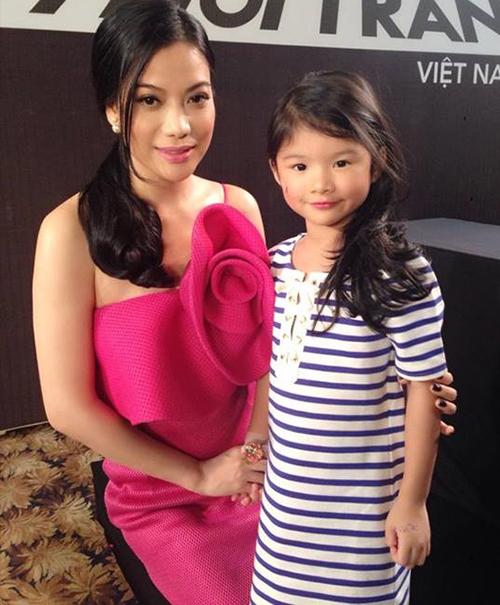 Những công chúa nhà sao Việt tương lai nên đi thi hoa hậu - 5