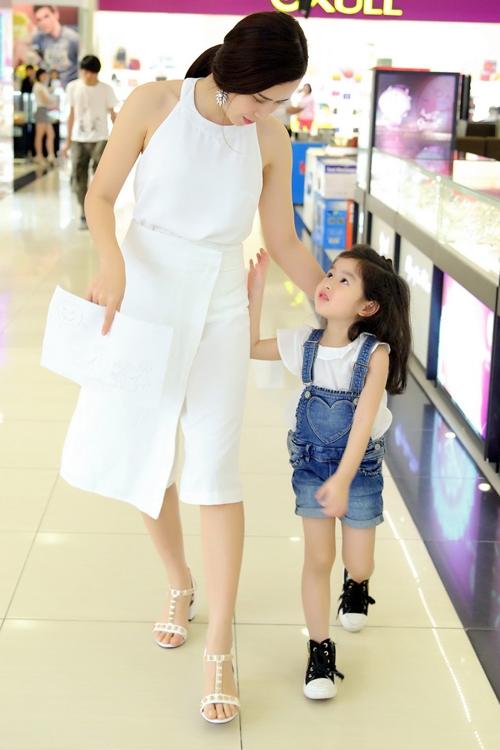Những công chúa nhà sao Việt tương lai nên đi thi hoa hậu - page 2 - 7