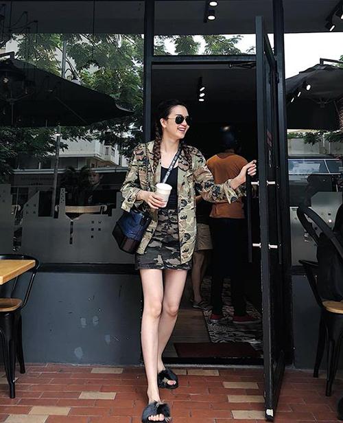 Sao Việt diện street style đa phong cách đi chơi ngày đầu hè - 8