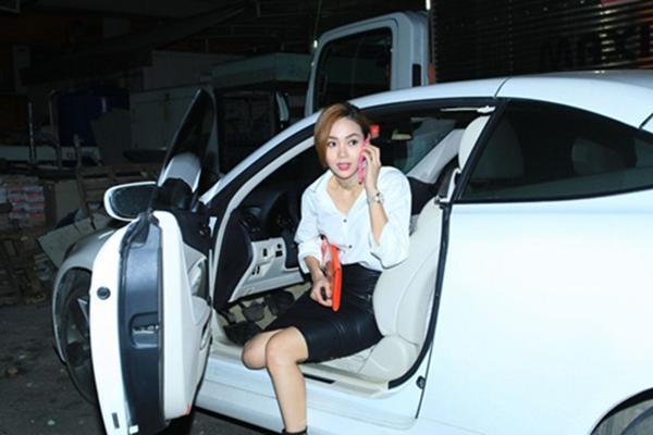 Minh Hằng: Từ cô bé bán quần áo si đa đến ngôi sao có tài sản triệu đô - 3
