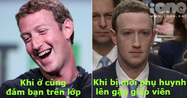 Sau buổi điều trần, MarkZuckerberg trở thành nhân vật được chế ảnh nhiều nhất mạng xã hội - 10