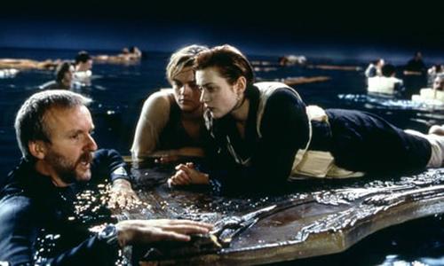 Cảnh phim nổi tiếng của Titanic khiến Kate Winslet suýt chết - 2