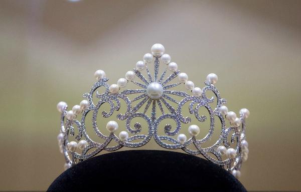 Vương miện chính thức của cuộc thi Hoa hậu Biển Việt Nam toàn cầu.