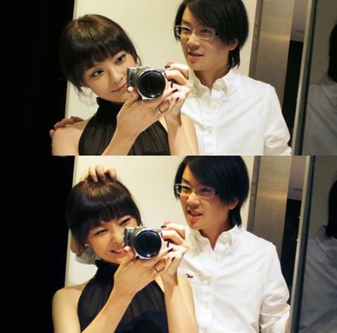 9 cặp sao Hàn vượt qua khoảng cách tuổi chú - cháu để hẹn hò - 6