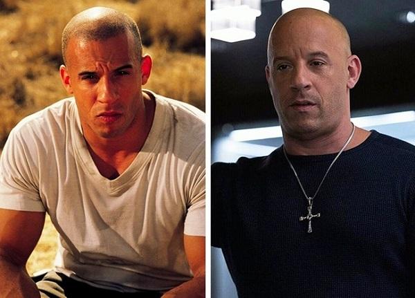 Sao Hollywood thay đổi thế nào sau chục năm gắn bó với một series phim - 8