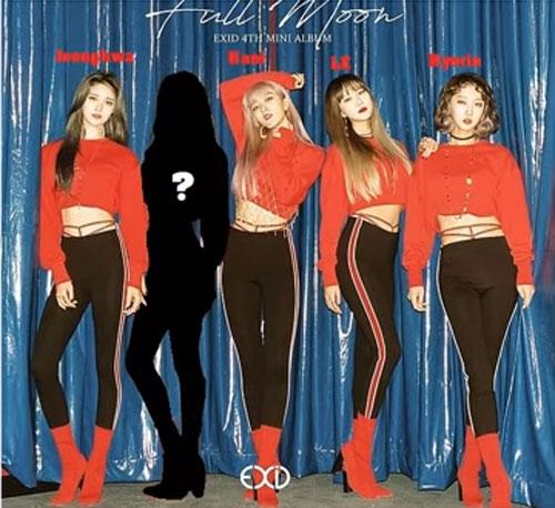 Tìm thành viên thất lạc trong nhóm nhạc Kpop - 7