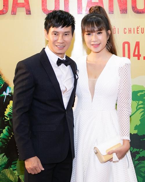 Dàn sao chúc mừng Lý Hải - Minh Hà ra mắt phim Lật mặt 3 - 1