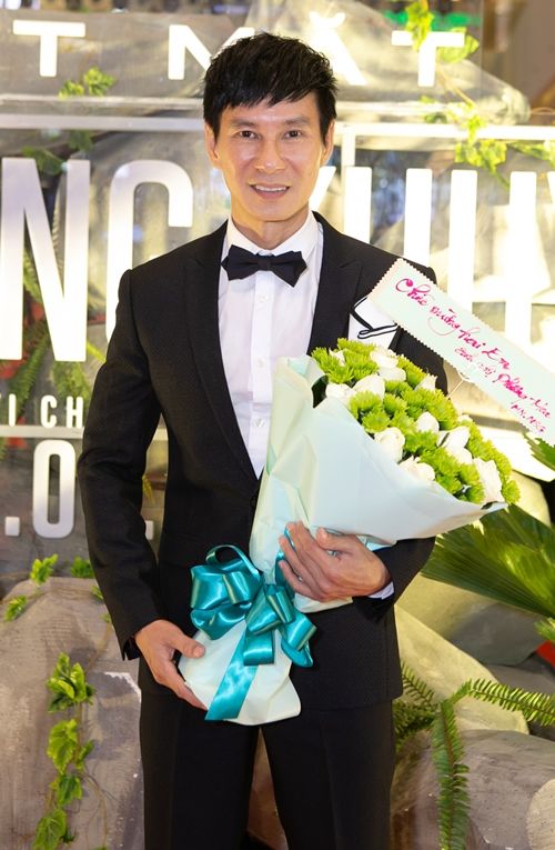 Dàn sao chúc mừng Lý Hải - Minh Hà ra mắt phim Lật mặt 3 - 8