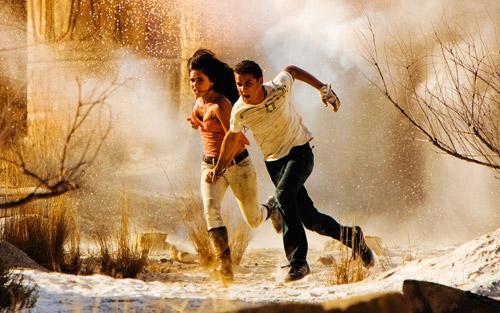 Khoảnh khắc được làm kỳ công nhất màn ảnh của Transformers 2 - 2