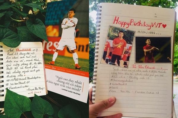 Fan mệt lử chúc mừng 8 chàng U23 Việt Nam sinh nhật vào tháng Tư - 4