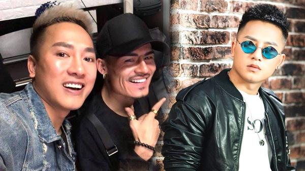 Châu Khải Phong  chủ nhân bản hit Ngắm hoa lệ rơi và Hoa Vinh  người cover giúp ca khúc nổi đình đám trên mạng.