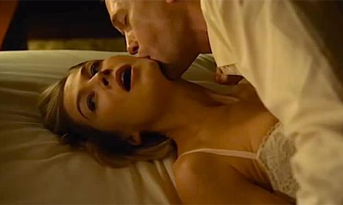 Cảnh nóng của Gone girl kinh dị nhất lịch sử điện ảnh - 2