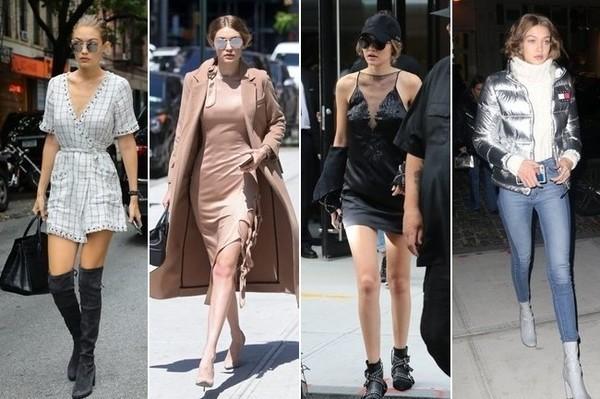 Người đẹp ưa chuộng cách diện đồ thanh lịch, thời thượng. Sức hút lớn giúp Gigi có gần 40 triệu người theo dõi Instagram cùng khoản thu nhập khổng lồ mỗi năm, lọt vào danh sách những người mẫu giàu nhất thế giới ở tuổi 23.