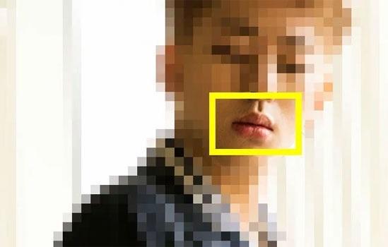 Ngắm đôi môi quyến rũ đoán idol Kpop - 8