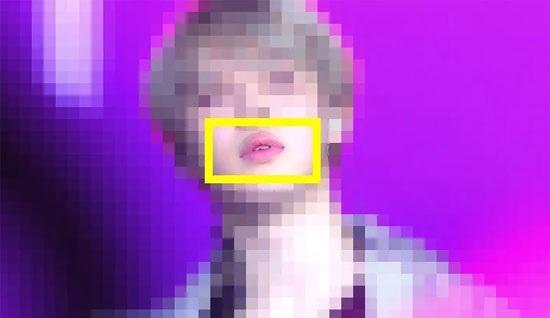 Ngắm đôi môi quyến rũ đoán idol Kpop - 5