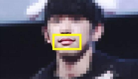 Ngắm đôi môi quyến rũ đoán idol Kpop - 6