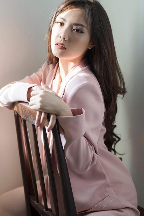 Lâm Á Hân sẽ trở lại với diễn xuất qua dự án phim Vợ ơi thời gian tới.