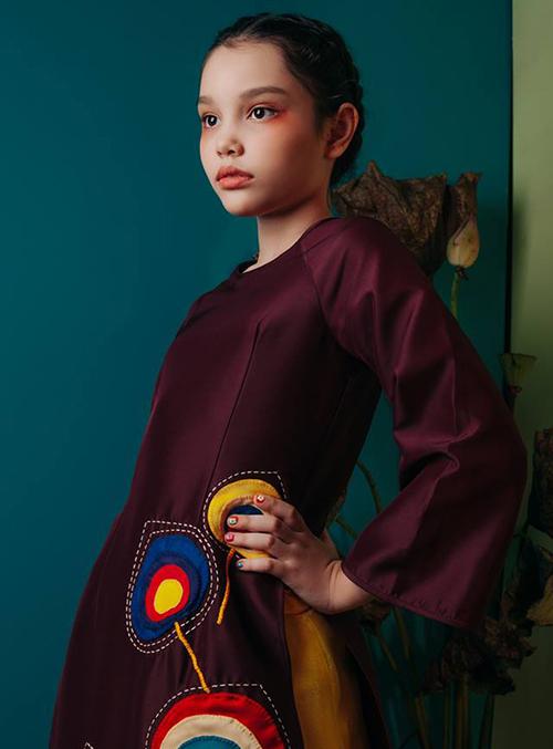 Bông hồng lai Việt mới 10 tuổi đã có thần thái siêu mẫu - 8