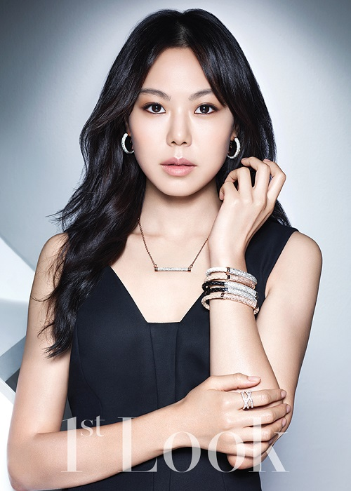 5 nữ diễn viên nổi tiếng Hàn Quốc xuất thân từ nghề người mẫu - 3