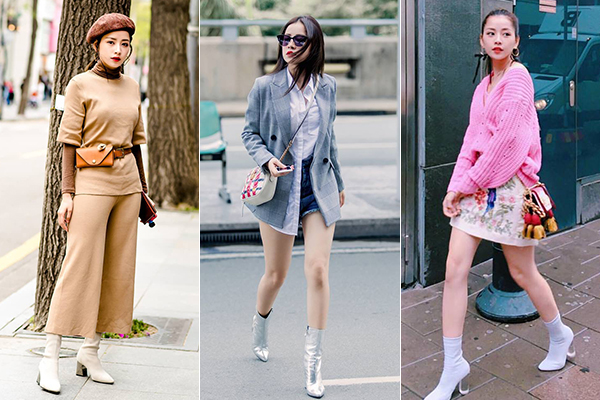 Không cần cầu kỳ quá mức, Chi Pu chỉ cần diện những set đồ đơn giản mà sành điệu như khi cô dạo phố là đã đủ trở thành fashion icon Việt.